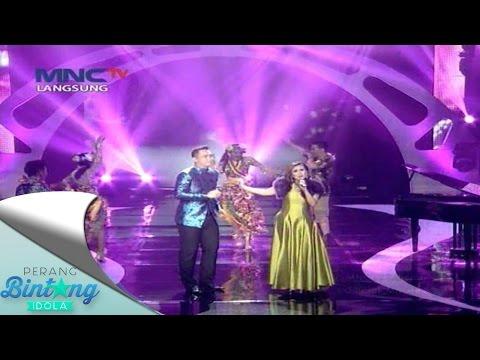 """Gilang Dirga - Nini Carlina """" Rindu Aku Rindu Kamu """" - Perang Bintang Idola (18/9)"""