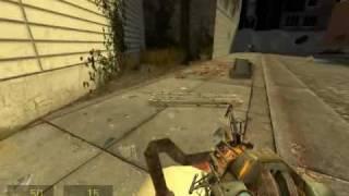 Half Life 2: Deathmatch tricks n glitches