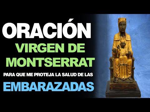 🙏 Oración a la Virgen de Montserrat PARA LA SALUD DE LAS EMBARAZADAS 🤰