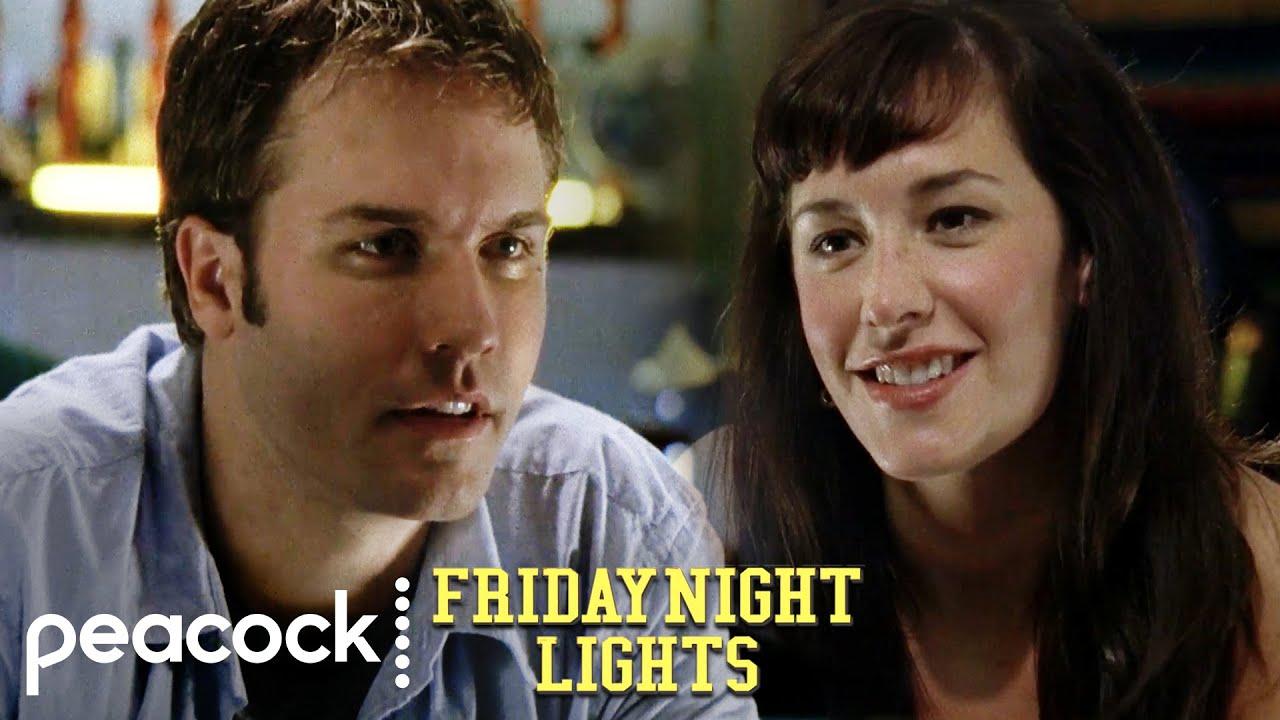 Jason's Awkward Date   Friday Night Lights