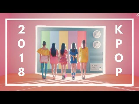 Kpop Playlist 2018 #5 (with some random bops here and there)