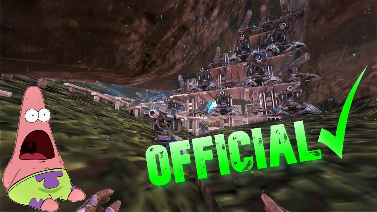 #1) RatHole IRRAIDEABLE !! | Ark Survival Evolved Oficial Pc |