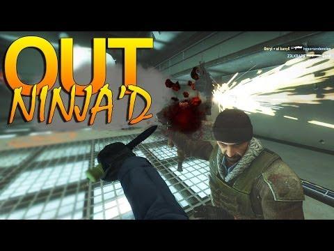 CS:GO - Out Ninja'd