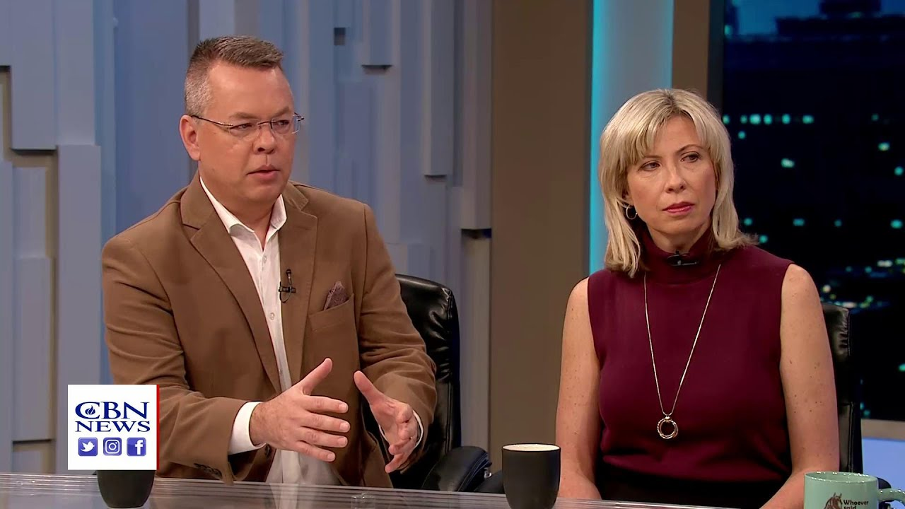 'God's Hostage': Andrew Brunson Reflects on Two Years Locked Up in Turkish Prison