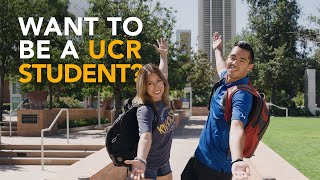 How to Apply to UC Riverside