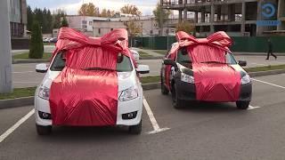 В Пензе победителям конкурса профмастерства вручили ключи от новых авто