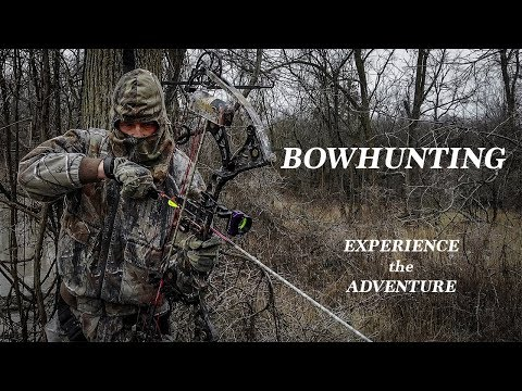 BOWHUNTING for WHITETAIL DEER in THICK COVER : Experience the ADVENTURE