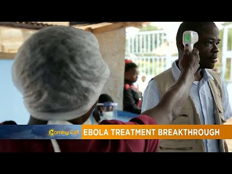 New Breakthrough in Ebola Treatment