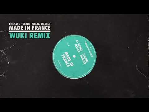 Youtube: DJ Snake x Tchami x Malaa x Mercer – Made In France (Wuki Remix)