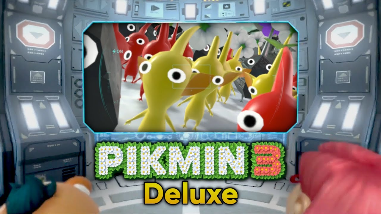 Pikmin 3 Deluxe Expectations Youtube