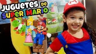 Mcdonalds cajita feliz juguetes de SUPER MARIO BROS