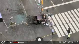 BREAKING: Times Square car incident - Aftermath Video