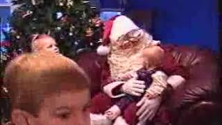 Gary as Santa