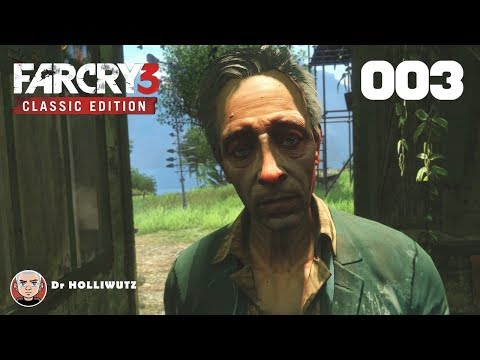 Far Cry 3 #003 - Dr. Earnhardt [XBOX] Let's Play Far Cry 3: Classic Edition