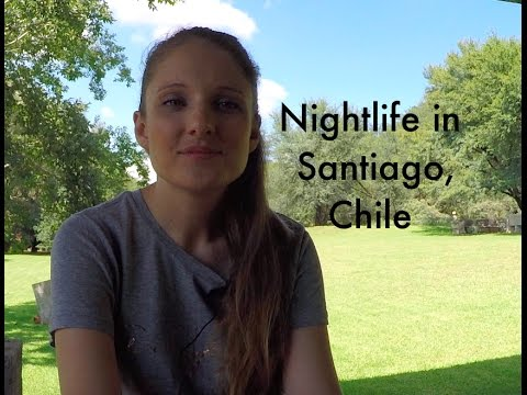 Nightlife in Santiago, Chile | ExpatsEverywhere