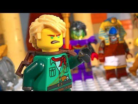 LEGO NINJAGO: The Twilight Sands | Episode VII - New Garmadon