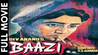 Baazi (1951) Full Movie | Classic Hindi Films by MOVIES HERITAGE