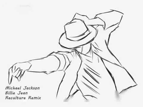 michaeljackson billy jean remix - YouTube
