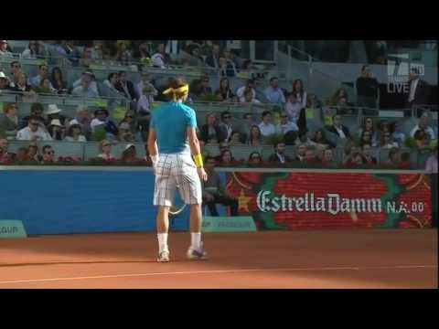 Roger Federer Vs Rafael Nadal FULL MATCH Madrid OPEN 2010 FINAL   YouTube