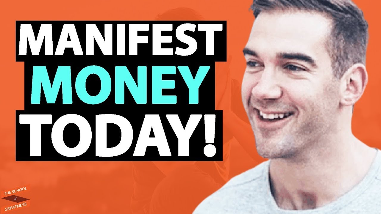 If You Want To MANIFEST MONEY Into Your Life WATCH THIS! | Lewis Howes