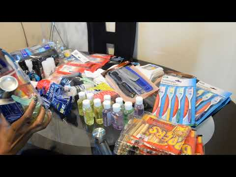 How to make affordable DIY Blessing Bags For The Homeless & Less fortunate- Dollar Tree Haul