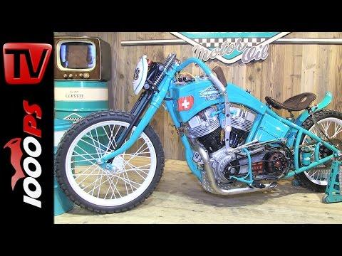 Motorex Bike by CCCP Motorcycles auf der EICMA 2015