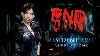 Resident Evil Revelations Walkthrough END - Let