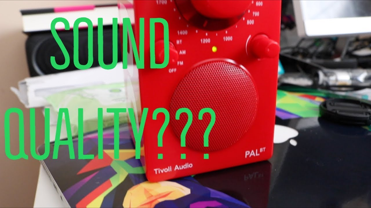 Tivoli Audio X Supreme Supreme Tivoli Unboxing Sound Quality