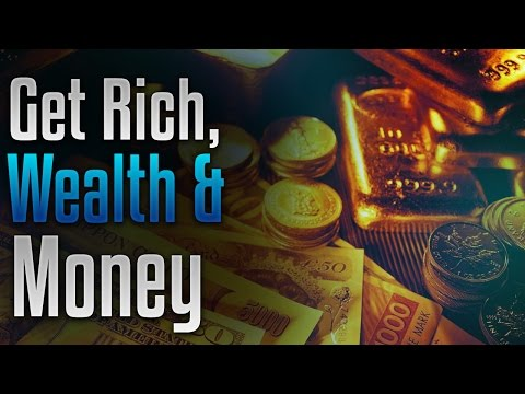 🎧 Get Rich | How to Attract Money | Wealth & Abundance |  how to make money subliminal