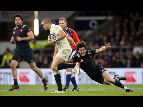 Short Highlights: England 19-16 France | RBS 6 Nations