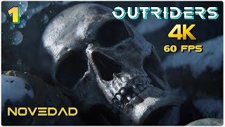 Vídeo Outriders