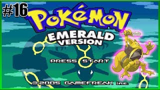 Pokemon Emerald Playthrough #17 |CATCHING A PLUSLE|