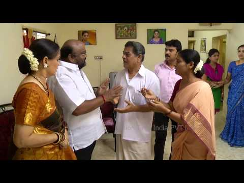 Ponnoonjal Episode 24 07/10/2013   Ponnoonjal is the story of a gritty mother who raises her daughter after her husband ditches her and how she faces the wicked society.   Cast: Abitha, Santhana Bharathi, KS Jayalakshmi  Bhoomika  introducing doctor gunal  to archana... Director: A Jawahar