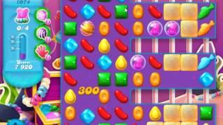 Candy Crush Soda Saga Level 1074 - NO BOOSTERS