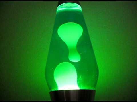 Elegant Mathmos Astro Lava Lamp First Flow