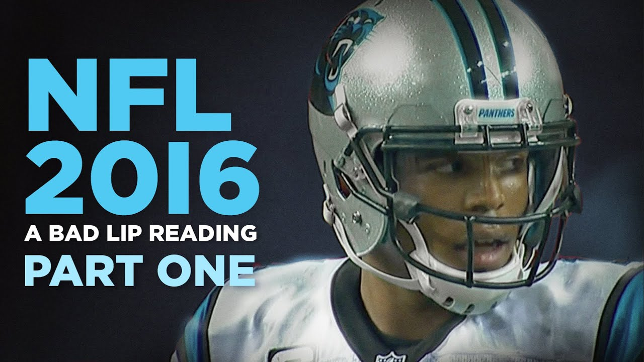 NFL Part One A Bad Lip Reading Of The NFL YouTube - A bad lip reading of the nfl