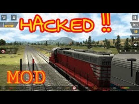 train simulator game apk mod
