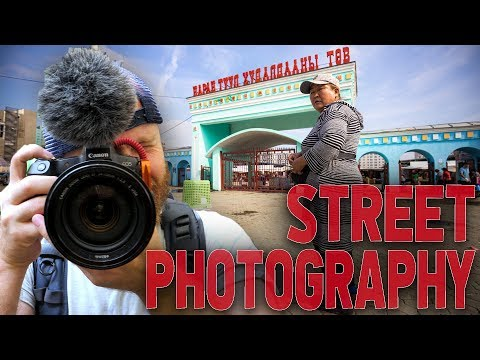 What's The BEST Lens for Street Photography?