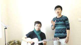 Tùng Dương - Quỳnh . Acoustic Cover by Minh Quân ft. Trường Giang