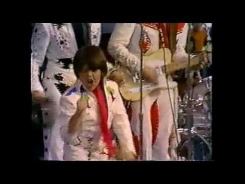 Jimmy Osmond Heartbreak Hotel, Hound Dog, Long-Haired Lover From Liverpool 1972 Ohio State Fair