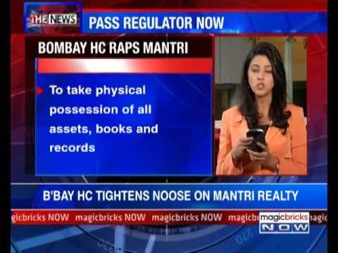 The News - Bombay High Court tightens noose on Mantri Realty