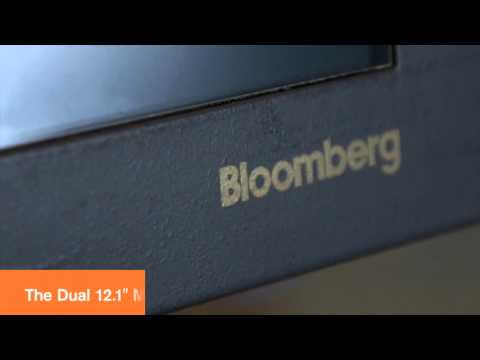 The History of Bloomberg's Terminal