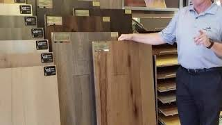 Rick discussing everything flooring