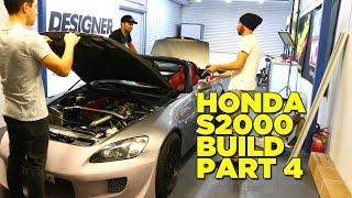 Honda S2000 Build Part 4 - Vinyl Wrap