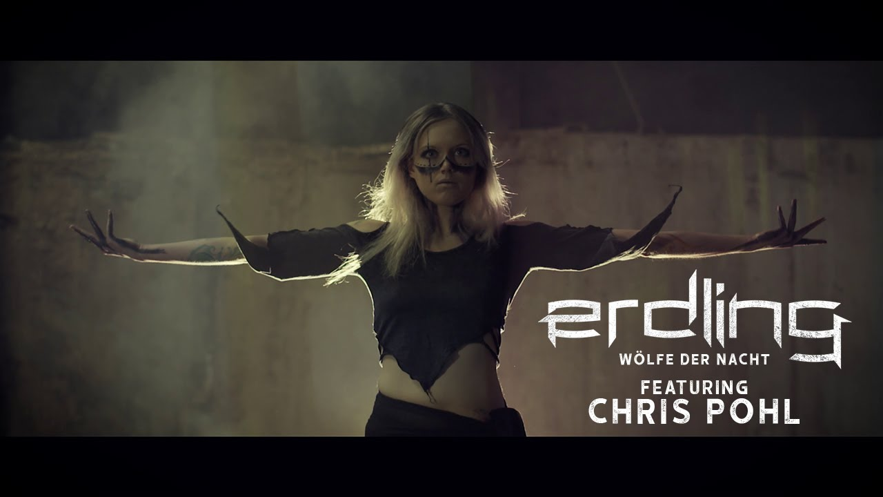 Erdling - Wölfe der Nacht (feat. Chris Pohl) (Official Music Video)