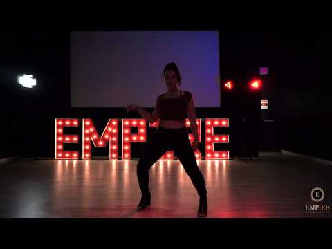 Gimme By Banks - Blair Armstrong Choreography