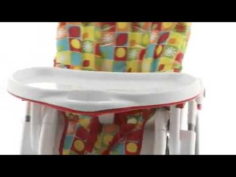 mothercare travel high chair booster seat desk with adjustable arms arc youtube