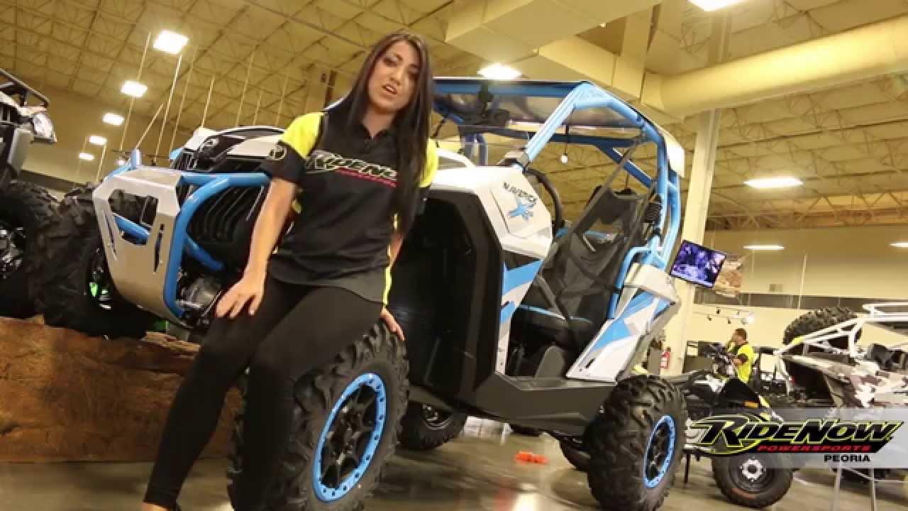 Custom 2016 Can Am Maverick Turbo Utv For Sale Ridenow