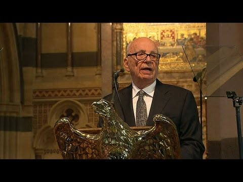 Murdoch pays tribute to Dame Elisabeth