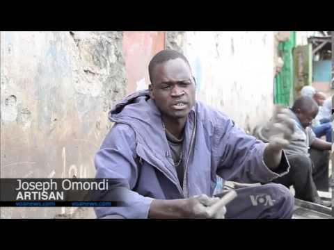 Kenya Leads In Informal Sector Employment